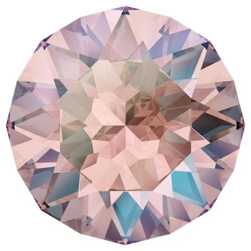 Swarovski  1088 21pp Xirius Round Stones Light Rose Shimmer
