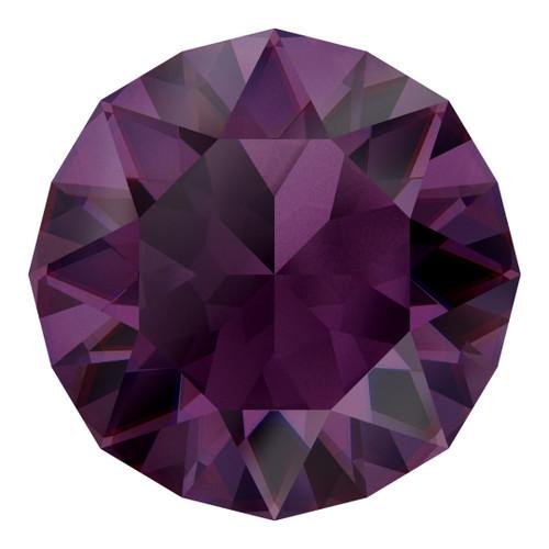 Swarovski  1088 24pp Xirius Round Stones Amethyst Ignite