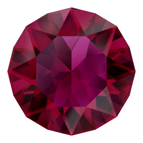 Swarovski  1088 29ss Xirius Round Stones Scarlet Ignite