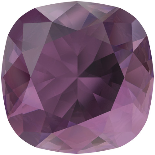 Swarovski  4470 10mm Cushion Fancy Stones Amethyst Ignite