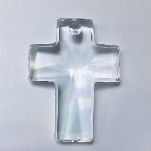 On Hand: Swarovski 6864 40mm Cross Pendant Crystal (1 piece)