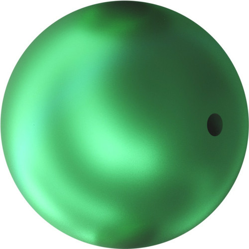 On Hand: Swarovski 5810 5mm Round Pearls Eden Green (100  pieces)