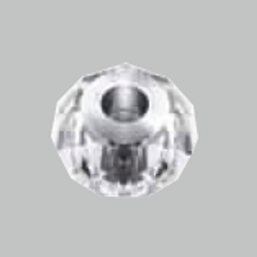 Swarovski 5940 14mm BeCharmed Briolettes Crystal Bronze Shade