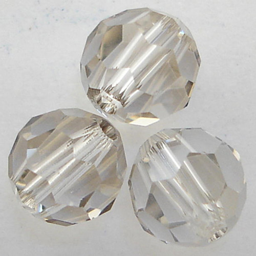 Swarovski 5000 3mm Round Beads Crystal Silver Shade  (720 pieces)
