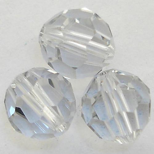 Swarovski 5000 4mm Round Beads Shadow Crystal  (720 pieces)