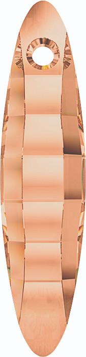 Swarovski 6470 32mm Ellipse Pendants Light Colorado Topaz (36  pieces)