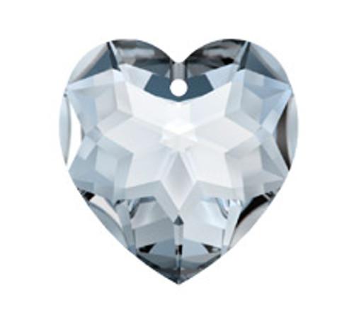 Swarovski 6215 18mm Heart Pendant Crystal  (72 pieces)