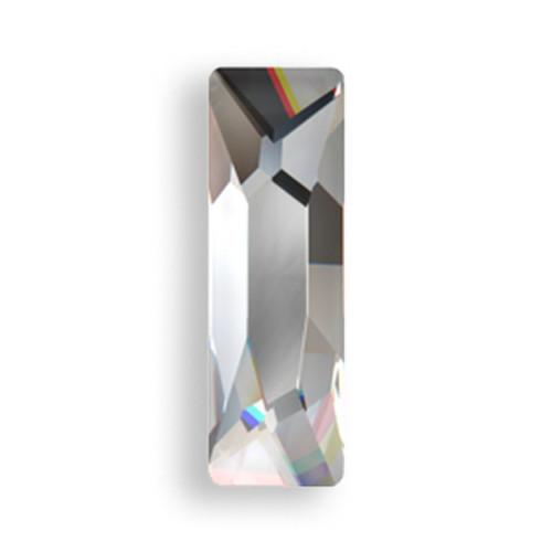 Swarovski 2555 12mm Baguette Flatback Crystal