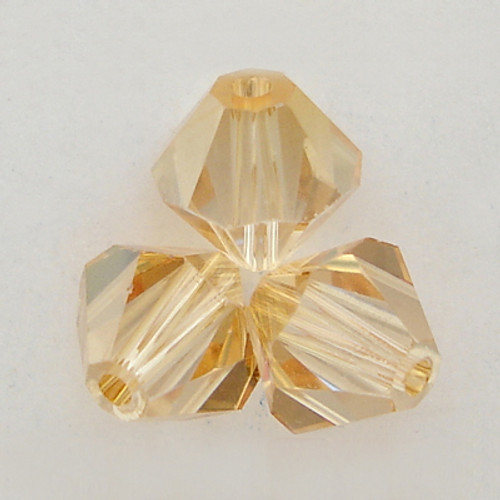 (This is a picture of the color Crystal Brandy - not of the shape of the style)