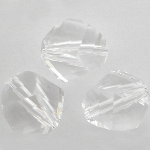 Swarovski 5020 8mm Helix Beads Crystal
