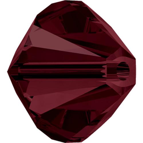 5328 Swarovski® Crystal Bicone Beads Burgundy