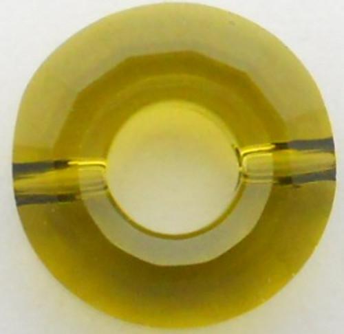 Swarovski 5139 12mm Ring Beads Olivine