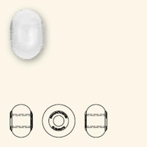 Swarovski 5890 14mm BeCharmed Pearls Platinum (12  pieces)