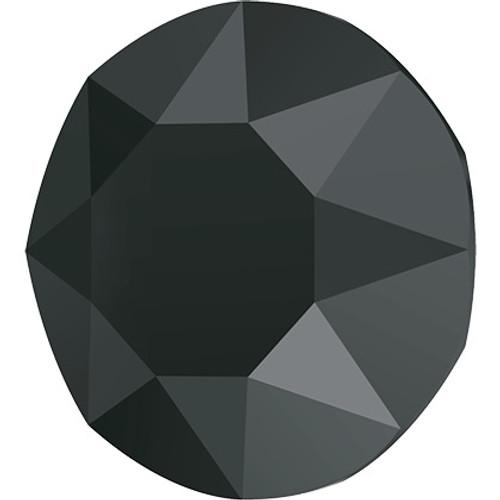 Swarovski 1088 39ss Xirius Round Stones Jet Hematite (144 pieces)