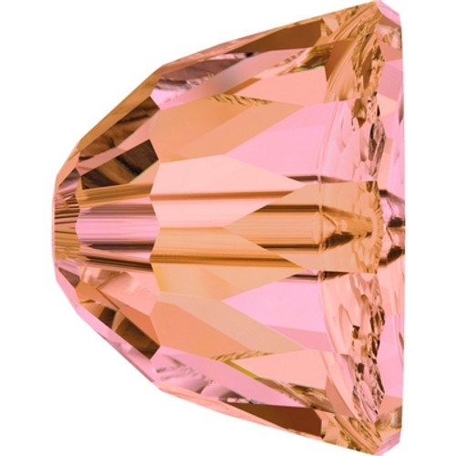 Swarovski 5542 11mm Dome Bead Small Crystal Astral Pink ( 48 pieces)
