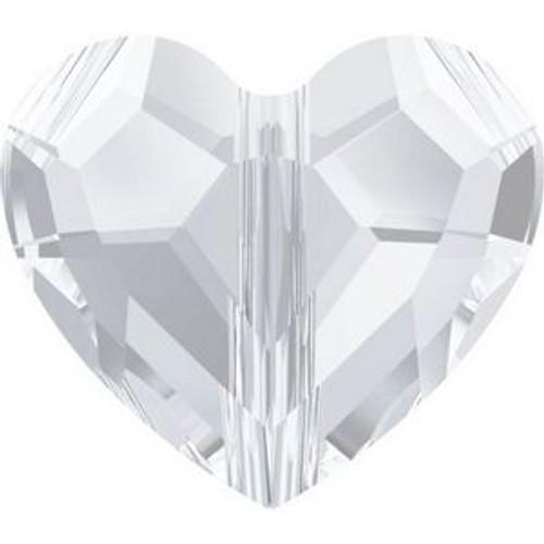 Swarovski 5741 12mm Love Beads Crystal