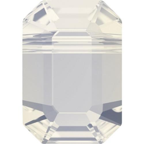 Swarovski 5514 10mm Pendulum Beads White Opal