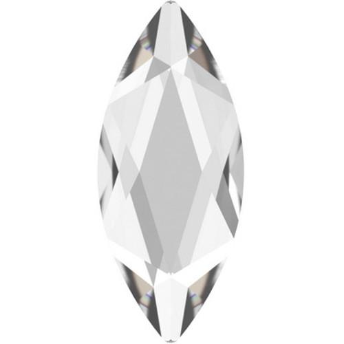 Swarovski 2201 14mm Marquise Flatback Crystal Hot Fix