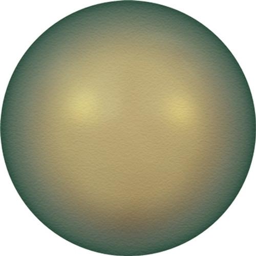 Swarovski 5810 2mm Round Pearls Crystal Iridescent Green (1000 pieces)