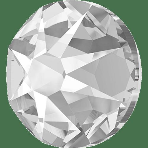 On Hand: Swarovski 2038 8ss(~2.45mm) Xilion Flatback Crystal Hot Fix (1440  pieces)
