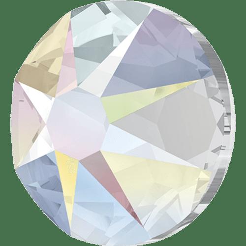 On Hand: Swarovski 2088 12ss Xirius Flatback Crystal AB (144 pieces)