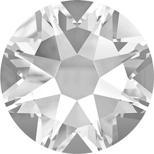 Swarovski 2058 14ss(~3.45mm) Xilion Flatback Crystal