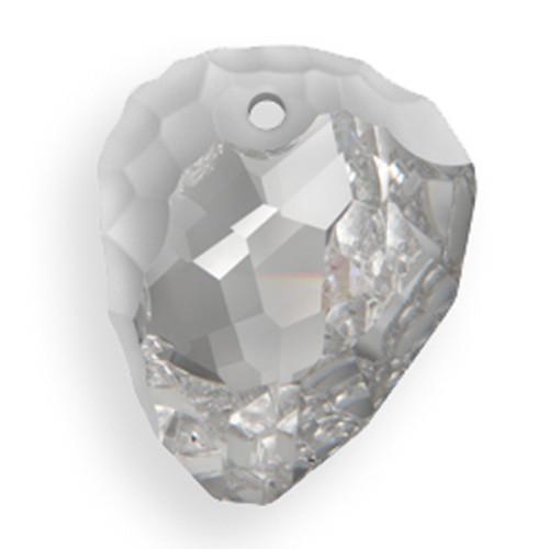 On Hand: Swarovski 6190 35mm Rock Pendant Crystal (1  pieces)