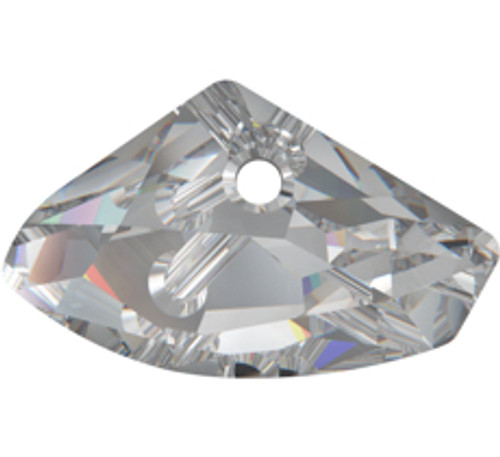 On Hand: Swarovski 6657 23mm Galactic Horizontal Pendant .5x39 Crystal  (1 pieces)