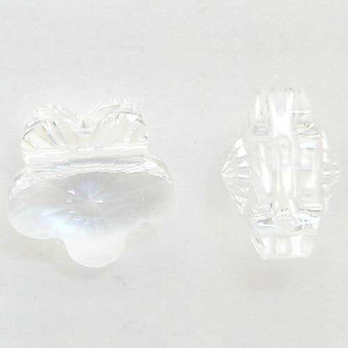Swarovski 5744 6mm Flower Beads Crystal