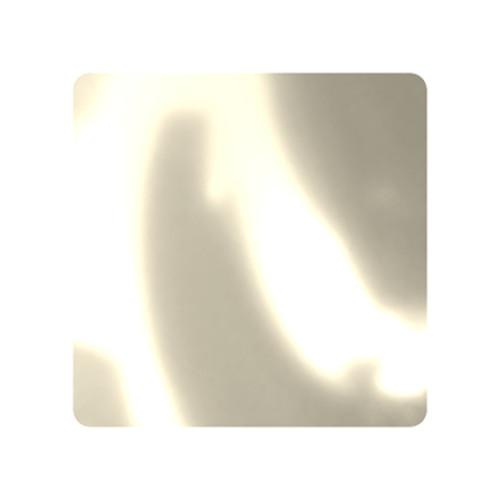 2408 Square Cabochons Flatbacks 8mm Crystal Cream Pearl