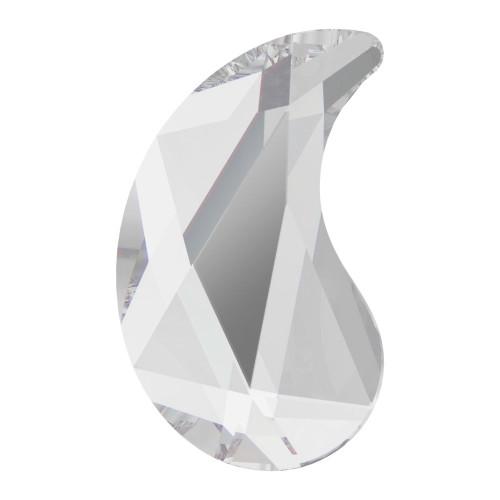 Swarovski 2364 14mm Paisley X Flat Backs Crystal