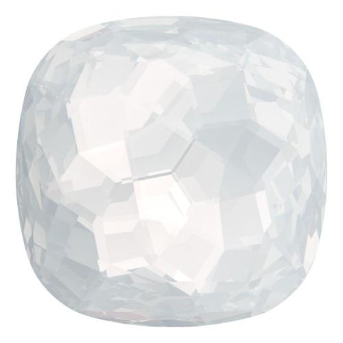 Swarovski 4483 10mm Fantasy Cushion Cut Fancy Stones White Opal