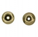 53011 (6mm) Brass Rivet Backpart