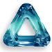 Crystal Bermuda Blue