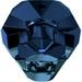 Crystal Metallic Blue 2X