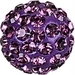 86001 Pave Ball Bead