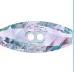 3024 Dufflecoat Crystal Button