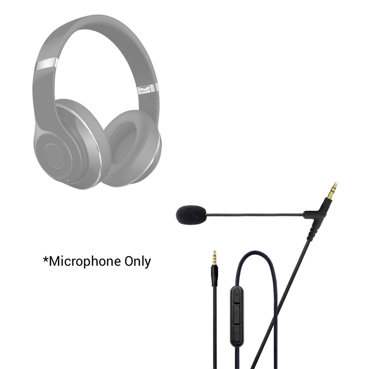 Beats Microphone Boom Mic For Headphones Mic For Beats