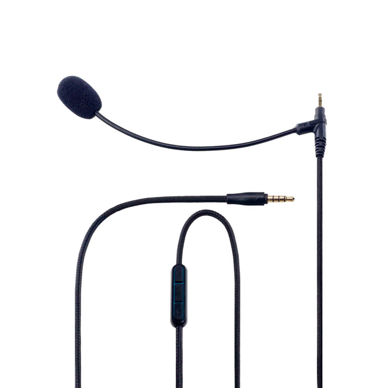 ClearMic Noise-Cancelling Boom Microphone for Bose QC35