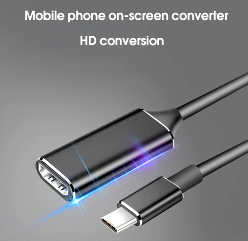 HMDI-USBC 4K 30Hz Cable