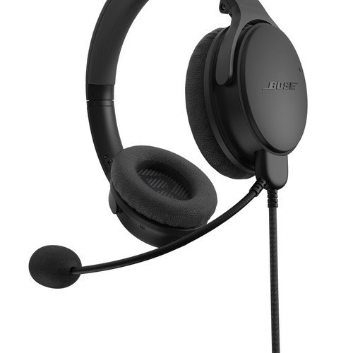 CM3505 - ClearMic Noise-Cancelling Boom Microphone for Bose QC35