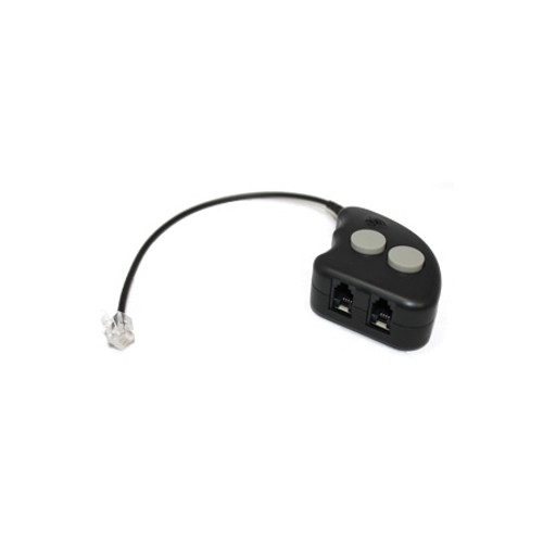 Cisco training dual headset adapter