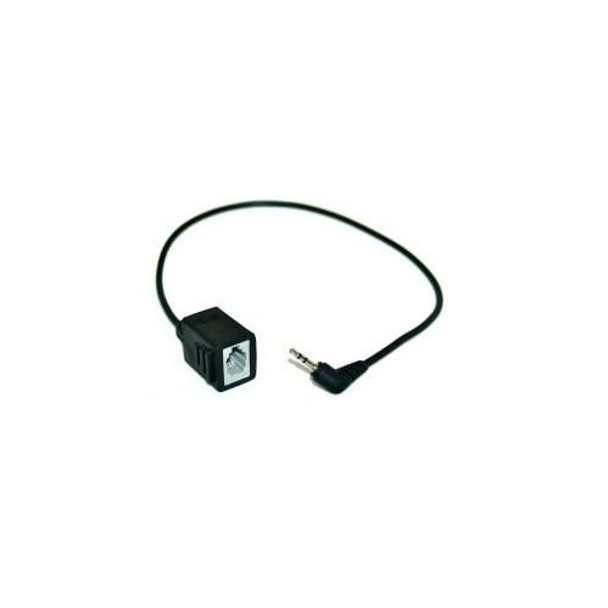 Female RJ9 to 2.5mm Adapter