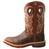 "Men's 12"" Western Work Boot - MXBAW02"