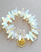 Bloomer Bracelet - Opal