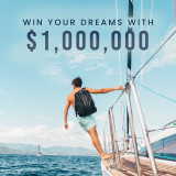 Win $1,000,000 Cash!