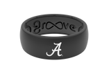 Alabama Silicone Rings