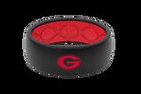 Georgia Bulldogs Collegiate Silicone Rings