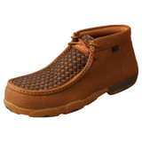 Men's Work Nano Toe Chukka Driving Moc - MDMNT02