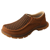 Men's Slip-On Oblique Toe - MFS0002